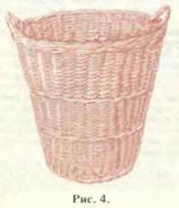 Рис. 4. Круглая корзина