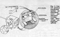 Рис. 4. Способ ремонта контактной группы датчика-реле температуры