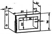 Рис. 5. Кадровая рамка