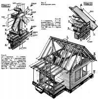 Рис. 5. Конструкция дома