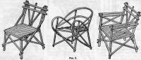 Рис. 5. Стулья и кресла
