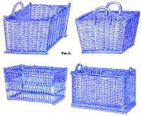 Рис. 6. Различные прямоугольные корзины