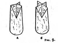 Рис. 9. Колунки