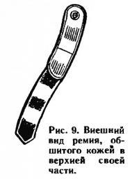 Рис. 9. Внешний вид ремня