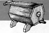 Рисунок маслобойки