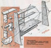 Сборка конструкции