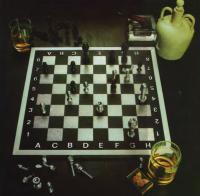 Шахматы из металических деталей