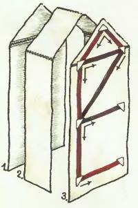 Схема изготовления чехла