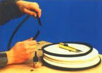«Шину» делают из резинового шнура