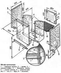 Шкаф-хранилище