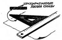 Штриховка чертежей