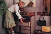 Собранные шкафы в комнате