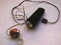 В командировке или на даче хороша электробритва с питанием от фонарика