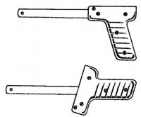 Варианты пилки-пистолета