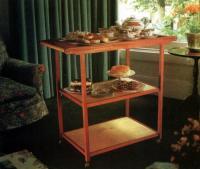 Внешний вид чайного столика