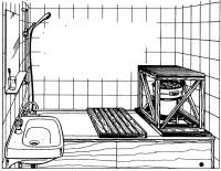 Внешний вид домашней бани