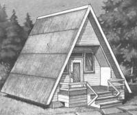 Внешний вид домика