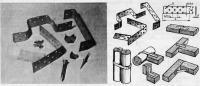 Внешний вид комплекта металлических полос