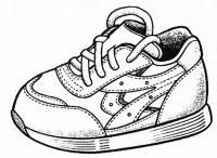 Внешний вид кроссовка