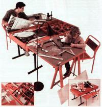 Внешний вид стола
