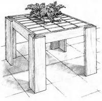 Внешний вид столика