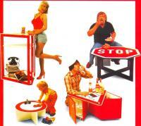 Внешний вид столов